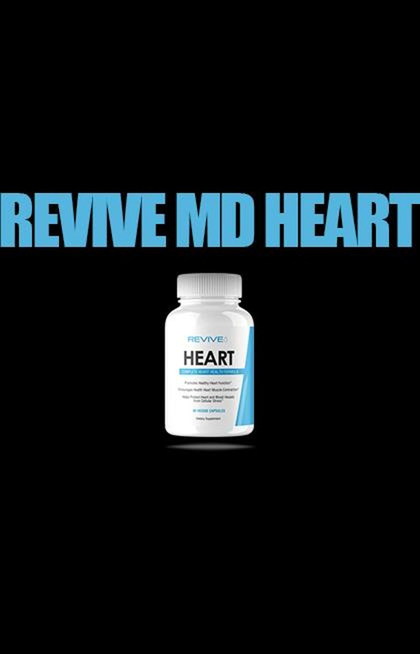 @revive_md HEART is here!