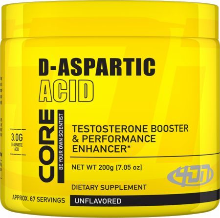 D Aspartic Acid Before And After 4 Dimension Nutrition ...