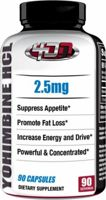 4 Dimension Nutrition Yohimbine HCL