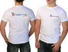 A1Supplements.com White T-Shirt-Regular