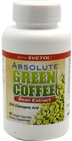 Absolute Nutrition Absolute Green Coffee Bean Extract