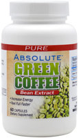 Absolute Nutrition Green Coffee Bean Extract