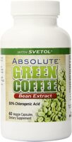 Absolute Nutrition Green Coffee Bean Extract with Svetol