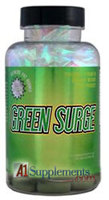 Accelerated Sport Nutraceuticals Green Surge
