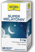 Action Labs Super Melatonin Plus Valerian