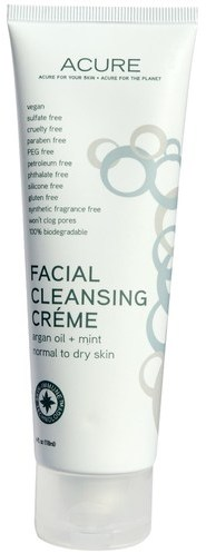 Compare facial products