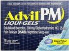Advil PM Liqui-Gels