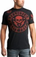 Affliction Divio Shockwave Tee