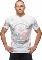 Affliction GSP Relentless Tee