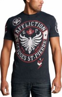 Affliction GSP Seal Tee