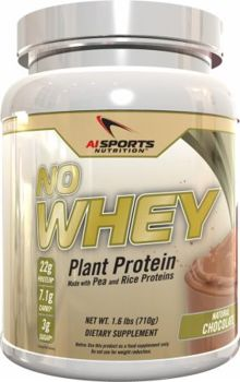 AI Sports Nutrition NO WHEY