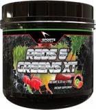 AI Sports Nutrition Reds & Greens XT