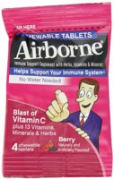 Airborne Chewable Tablets