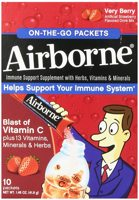 Airborne On The Go Packets