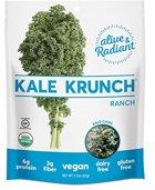 Alive & Radiant Foods Kale Krunch Organic