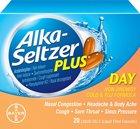 Alka-Seltzer Plus Day Cold and Flu Formula Liquid Gels