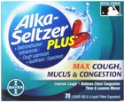 Alka-Seltzer Plus Mucus and Congestion