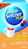 Alka-Seltzer Plus Severe Cold Cough and Flu Day