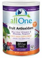 ALL ONE Multiple Vitamins & Minerals - Fruit Antioxidant