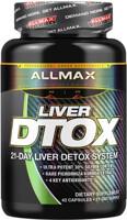 AllMax Nutrition Liver D-Tox