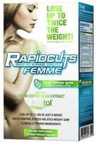 AllMax Nutrition Rapidcuts Femme Powder