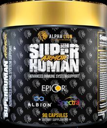 Alpha Lion SuperHuman ARMOR: Equip Your Immune System For Battle