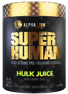 Alpha Lion: Be SuperHuman