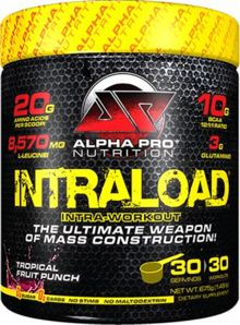 Alpha Pro Nutrition Intraload