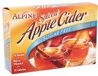 Alpine Cider Sugar Free Spiced Apple Cider
