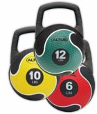 Altus 2 In 1 Power Medicine Ball And Kettlebell