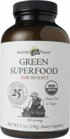 Amazing Grass Green SuperFood Raw Reserve