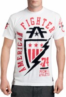 American Fighter Central Tee