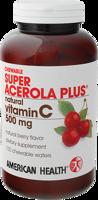 American Health Super Acerola Plus Natural Vitamin C