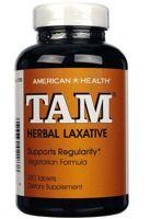 American Health TAM - Herbal Laxative
