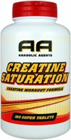 Anabolic Agents Creatine Saturation