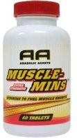 Anabolic Agents Muscle-Mins