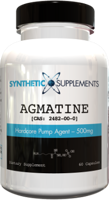Analyzed Supplements Agmatine