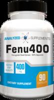 Analyzed Supplements Fenu400