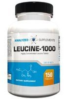 Analyzed Supplements Leucine-1000