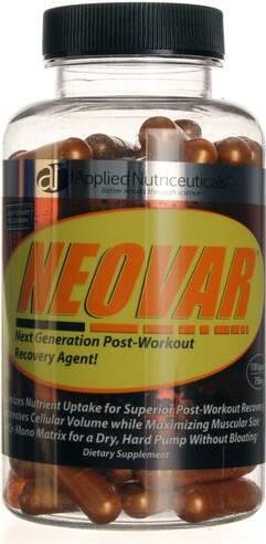 Applied nutriceuticals neovar