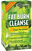 Applied Nutrition And Science 14-Day Fat Burn Cleanse