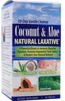Applied Nutrition And Science Coconut & Aloe Natural Laxative