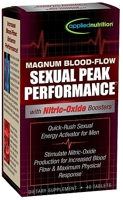 Applied Nutrition And Science Magnum Blood-Flow Sexual Peak Performance