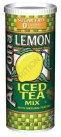 Arizona Tea Sugar Free Iced Tea Mix Tubs