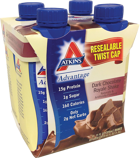 Atkins Advantage Ready-To-Drink Shakes Discount