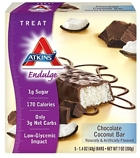 Atkins Chocolate Coconut Bar