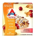 Atkins Day Break Cranberry Almond Bar