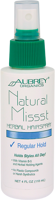 Aubrey Natural Missst Herbal Hairspray
