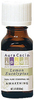 Aura Cacia Lemon 100% Pure Essential Oil