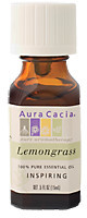 Aura Cacia Lemongrass 100% Pure Essential Oil